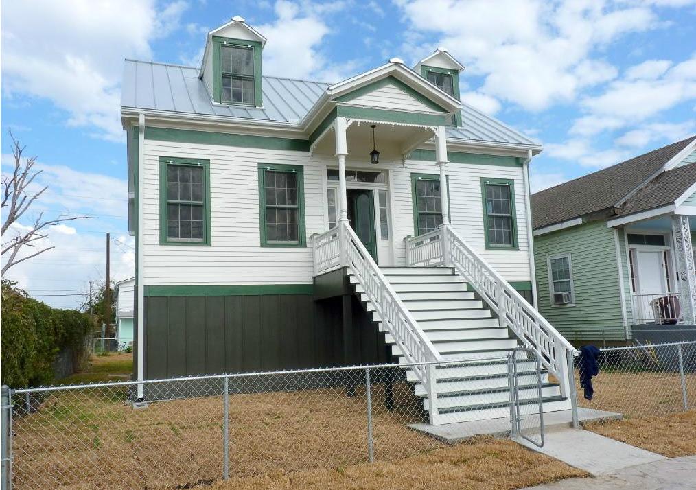 Windstorm Exemption Galveston Historical Foundation