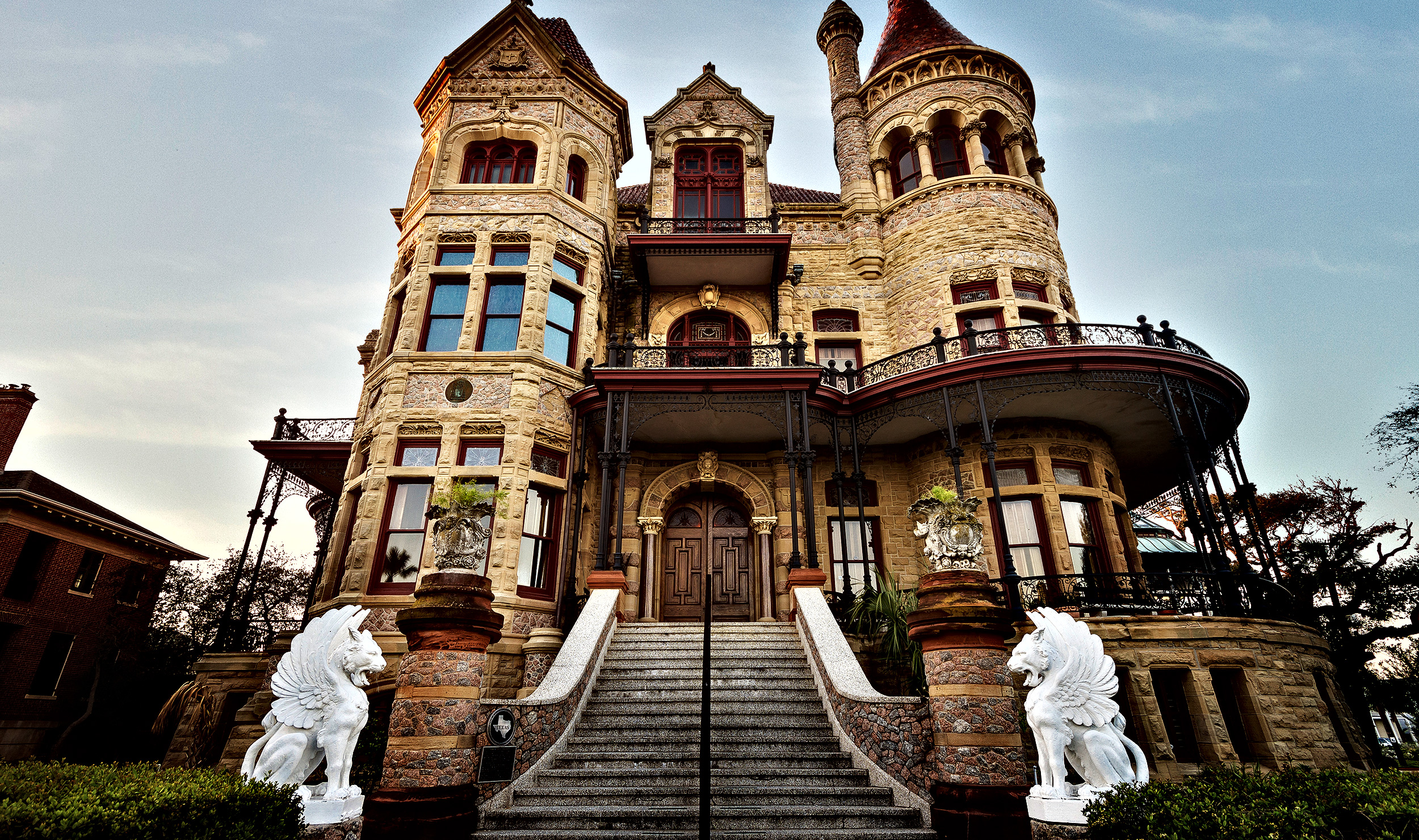 1892 Bishop S Palace Galveston Historical Foundation