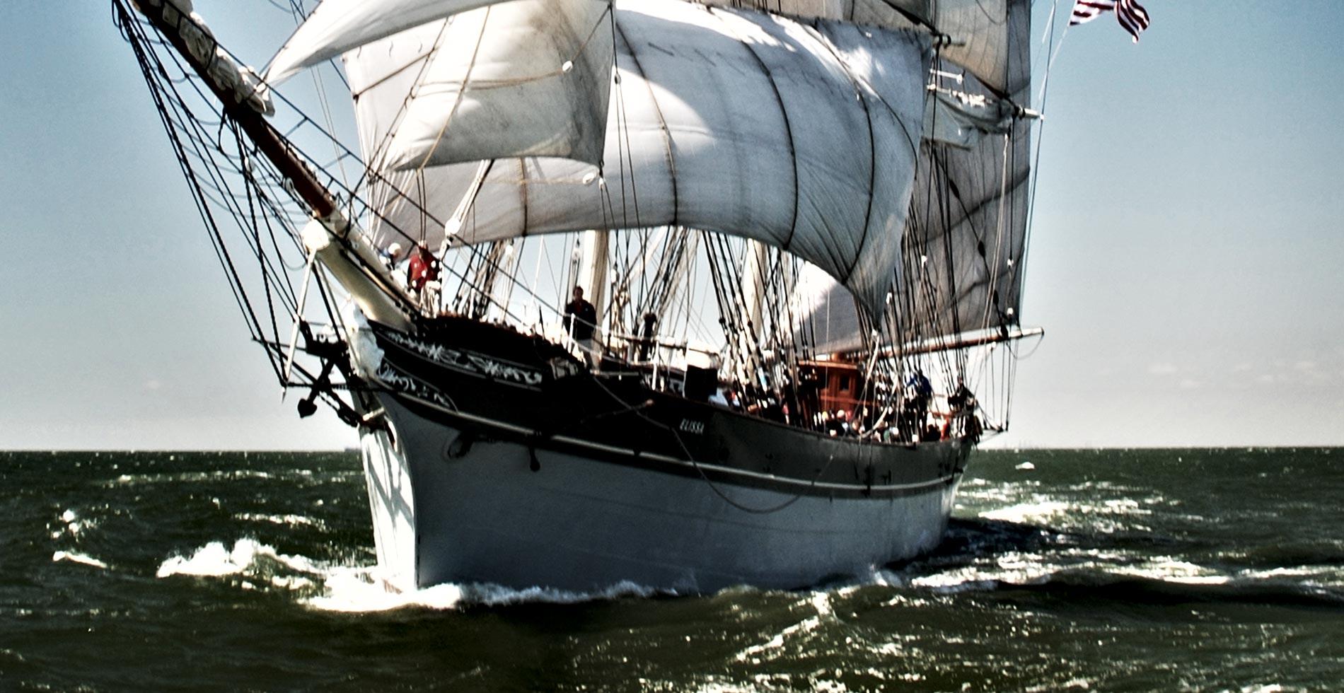 1877 Tall Ship Elissa Galveston Historical Foundation