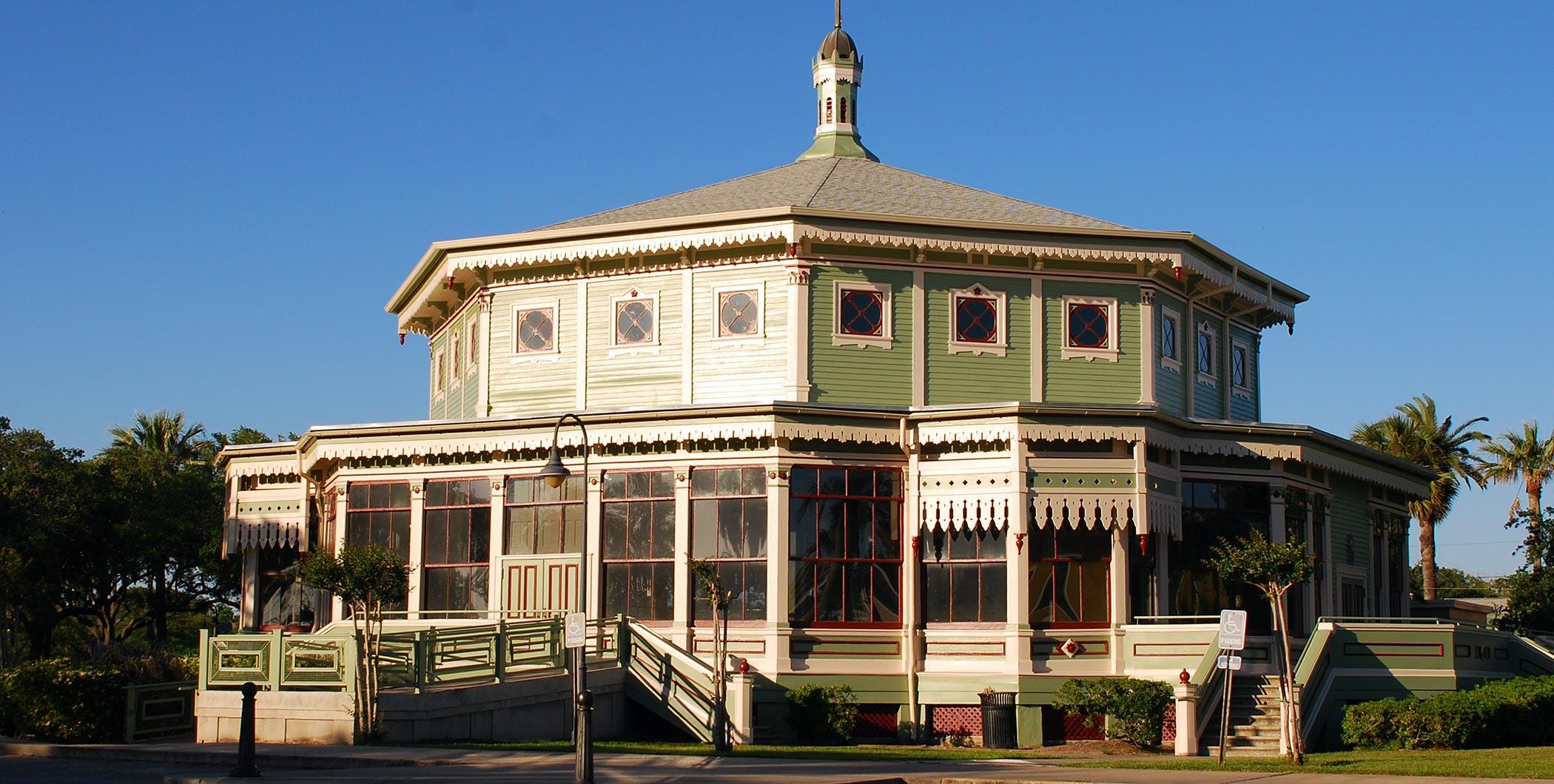 1880 Garten Verein | Galveston Historical Foundation