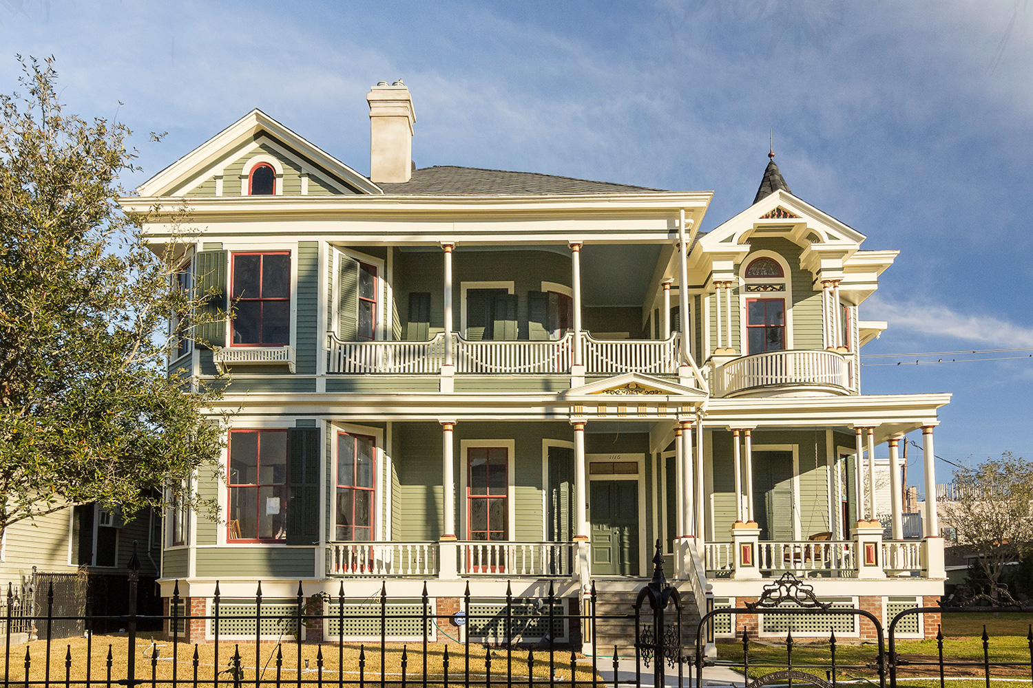 Galveston Historic Homes Tour Galveston Historical