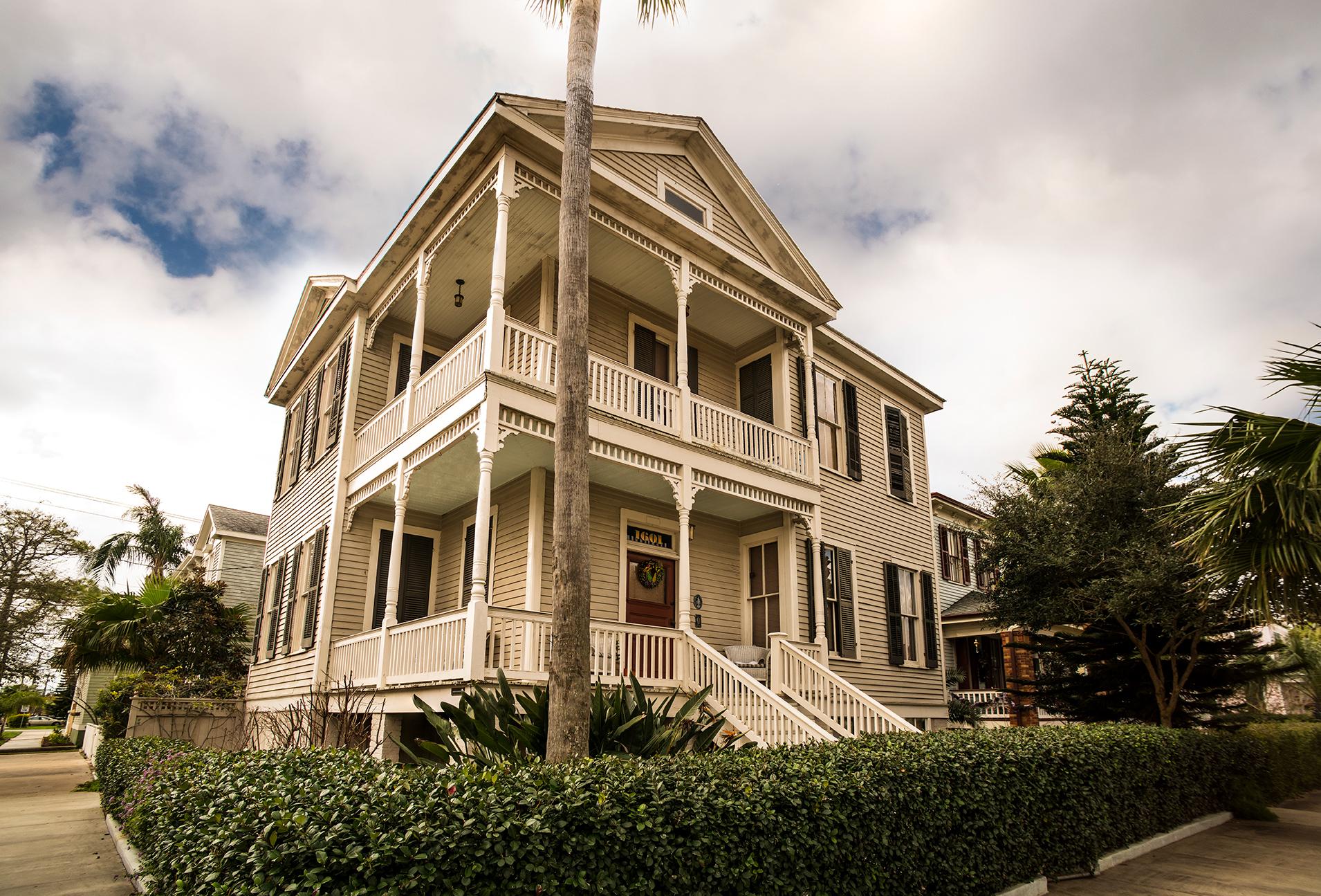 Galveston Historic Homes Tour Special Events Galveston