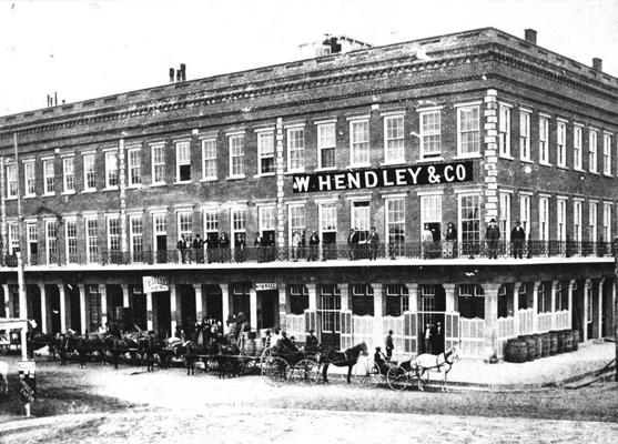 1860 Hendley Building Happy Hour