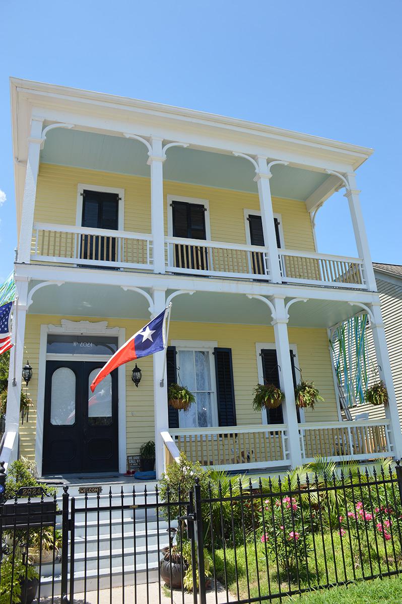 2019 Heritage At Risk List | Galveston Historical Foundation
