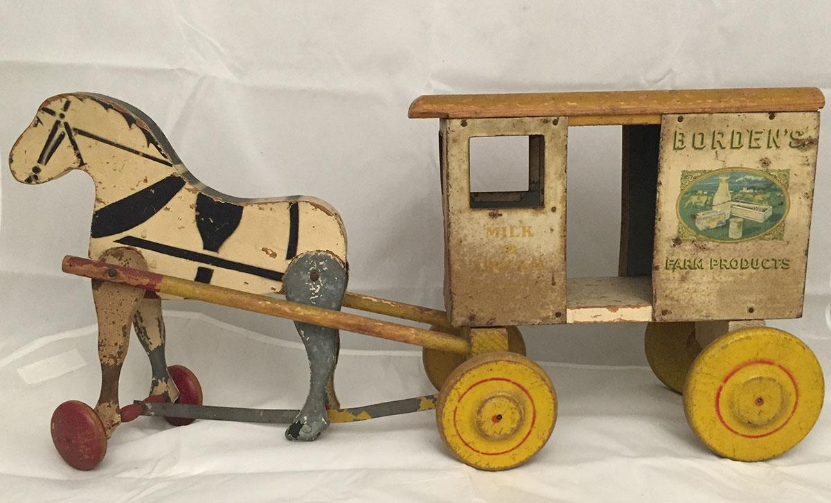 Bordens-milk-wagon