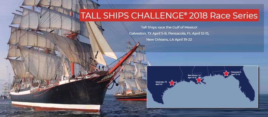 TALL SHIPS® GALVESTON | Galveston Historical Foundation