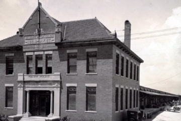 Photo courtesy Rosenberg Library.