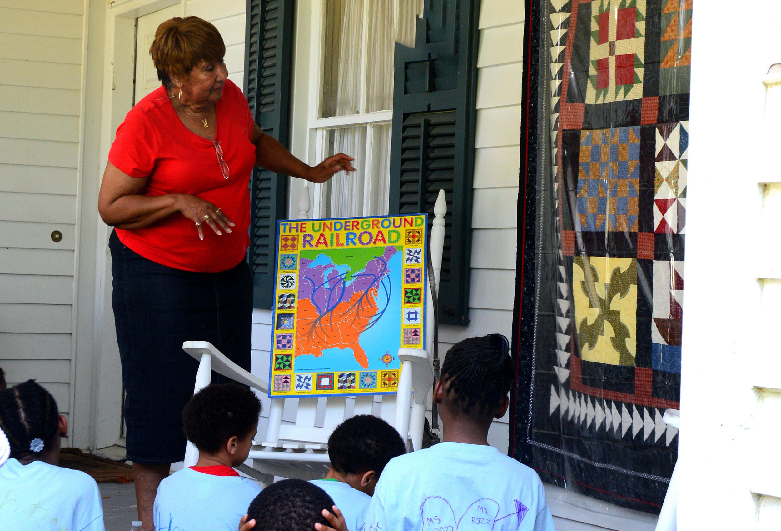 Juneteenth Coded Quilt Coloring Contest Galveston Historical