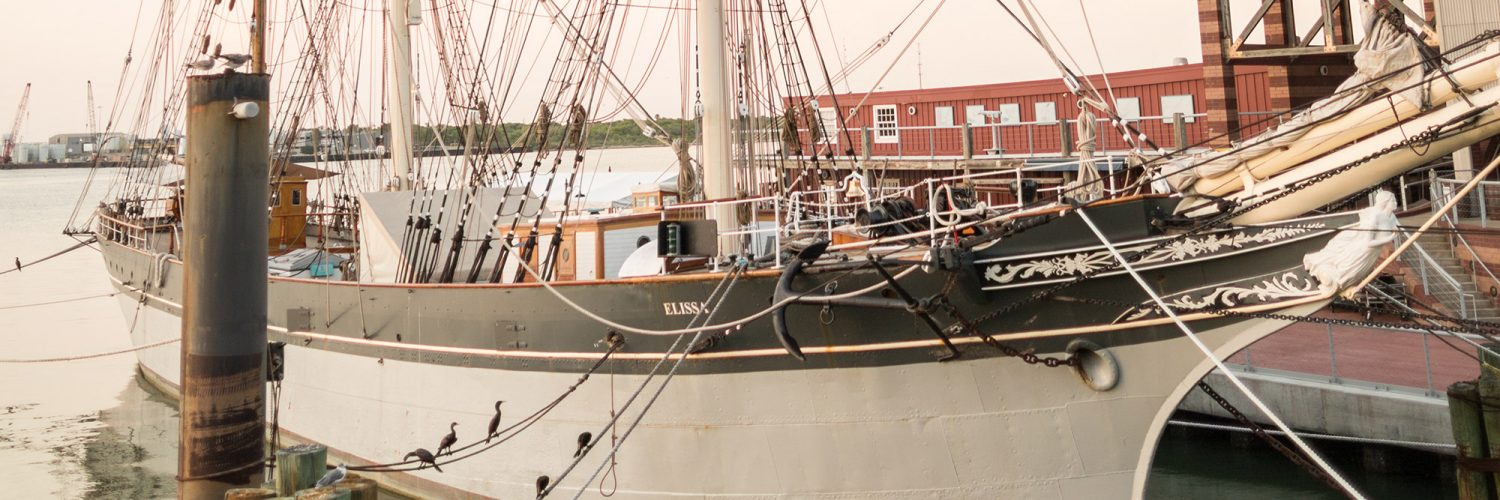 1877 Tall Ship ELISSA and Texas Seaport Museum