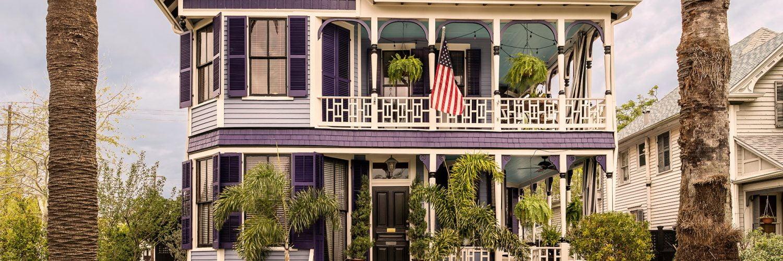 Galveston Historic Homes Tour