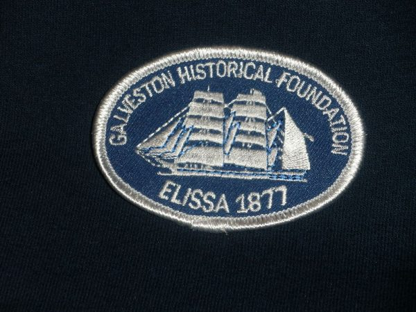 ELISSA® Embroidered Patch