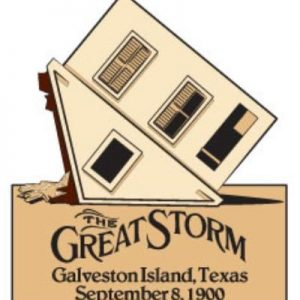 The Great Storm Experience Lapel Pin