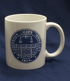 Galveston City Co. Mug