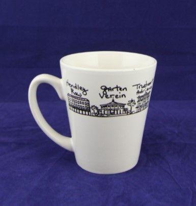 Cityscape Short Mug