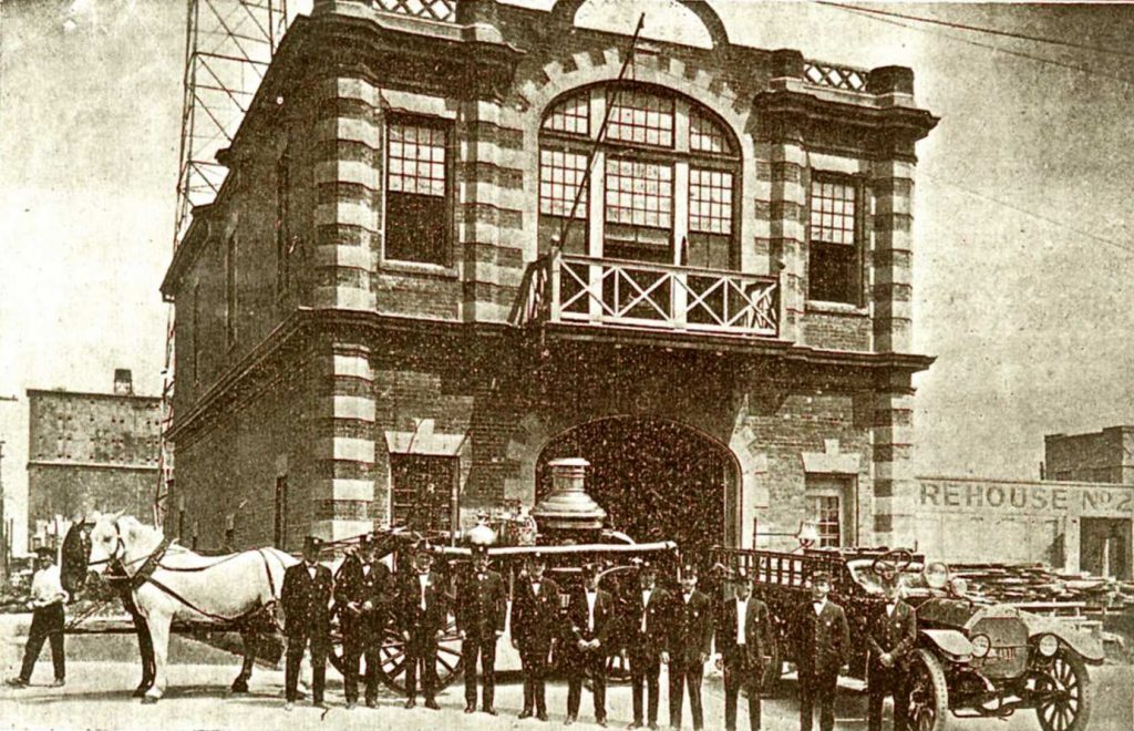 1903 Firehouse No. 3