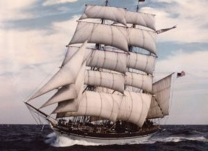1892 Tall Ship ELISSA