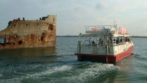 Galveston Harbor Sunset Cruise