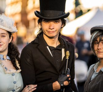 Kids Activities at Dickens on The Strand