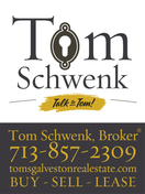 Tom's Galveston Real Estate