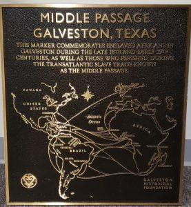 Galveston African American History