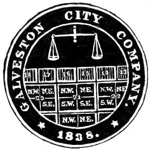 Galveston City Company Logo