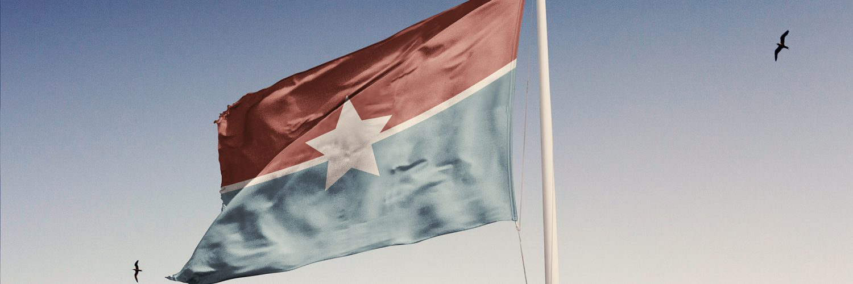 Galveston Resilience Flag