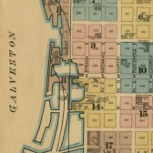 Galveston Sandborn Map