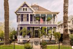 1891 Allan and Lulu Cameron House - 1126 Church Street