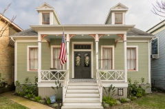 1887 Conrad and Henrike Lenz House - 1807 Avenue L